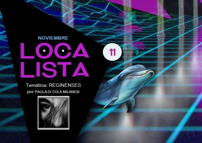 LOCA LISTA #11 REGINENSES