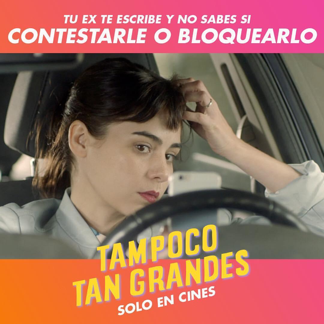TAMPOCO TAN GRANDES