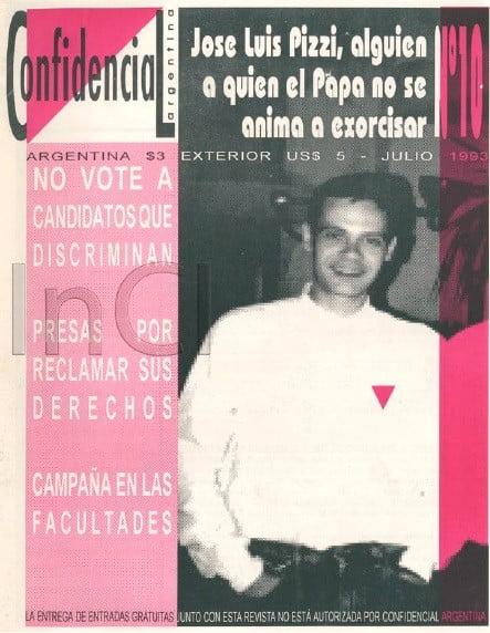 La revista incluyó una entrevista a Pizzi, puede leerse en http://americalee.cedinci.org/wp-content/uploads/2017/07/ConfidencialArgentina_n10.pdf