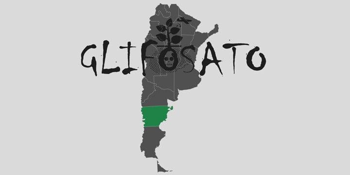 CHUBUT FRENA EL GLIFOSATO, ¿Y LAS MINERAS?
