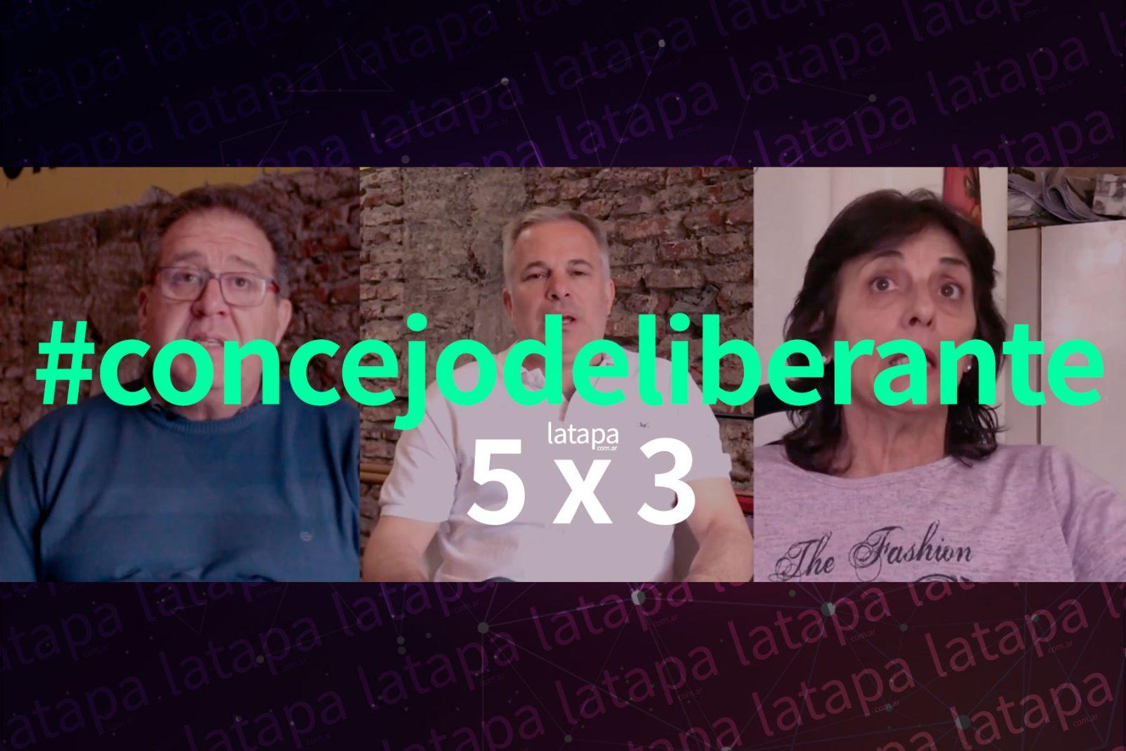 ENTREVISTAS LTA 5X3- CONCEJO DELIBERANTE