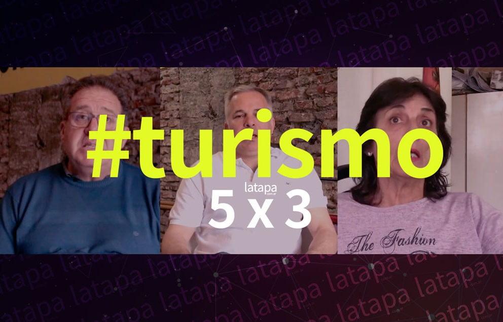 ENTREVISTAS LTA 5X3-TURISMO