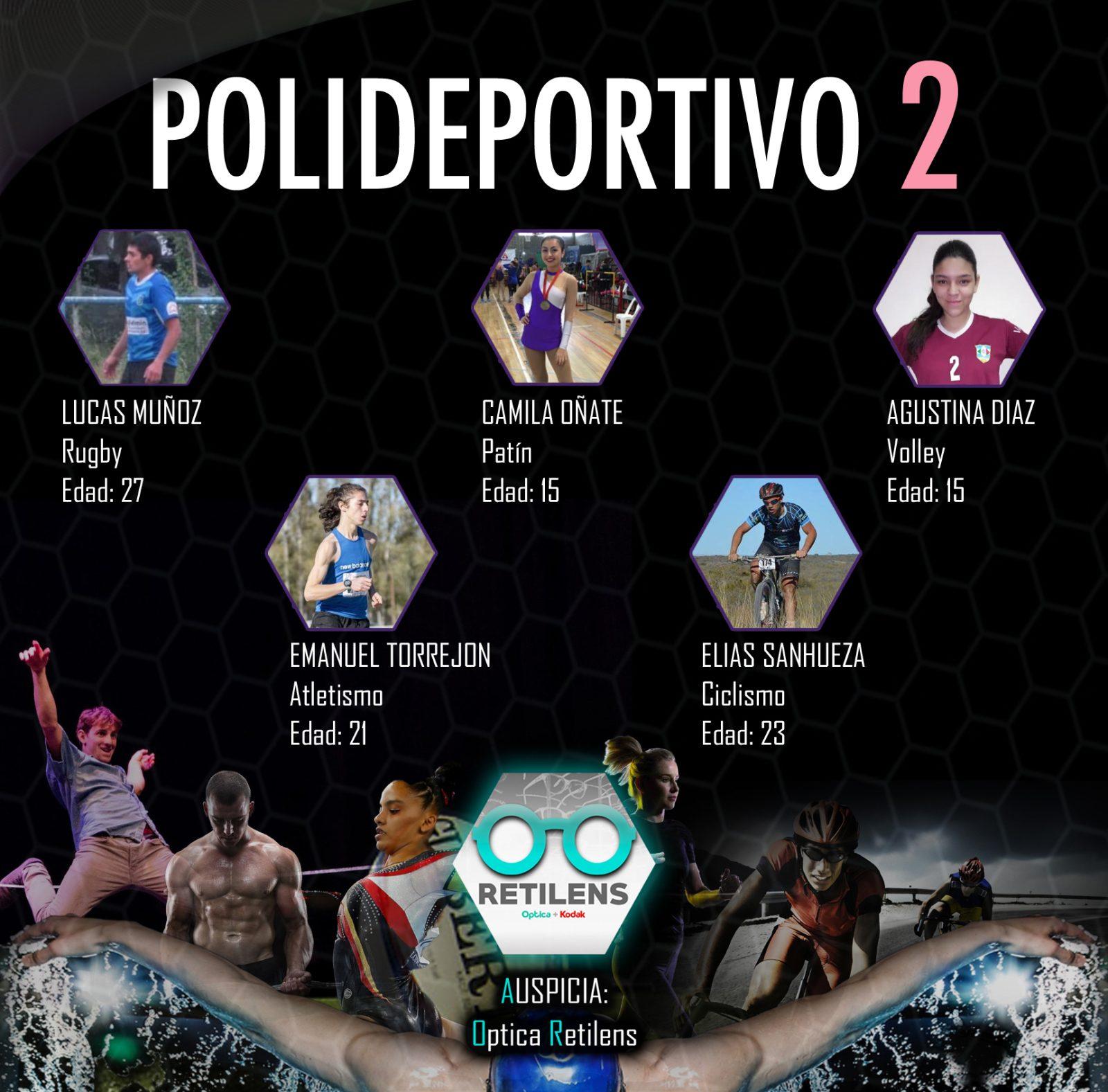 PREMIOS DIGITALES DEPORTIVOS E-TAPAS 2019/POLIDEPORTIVO#2