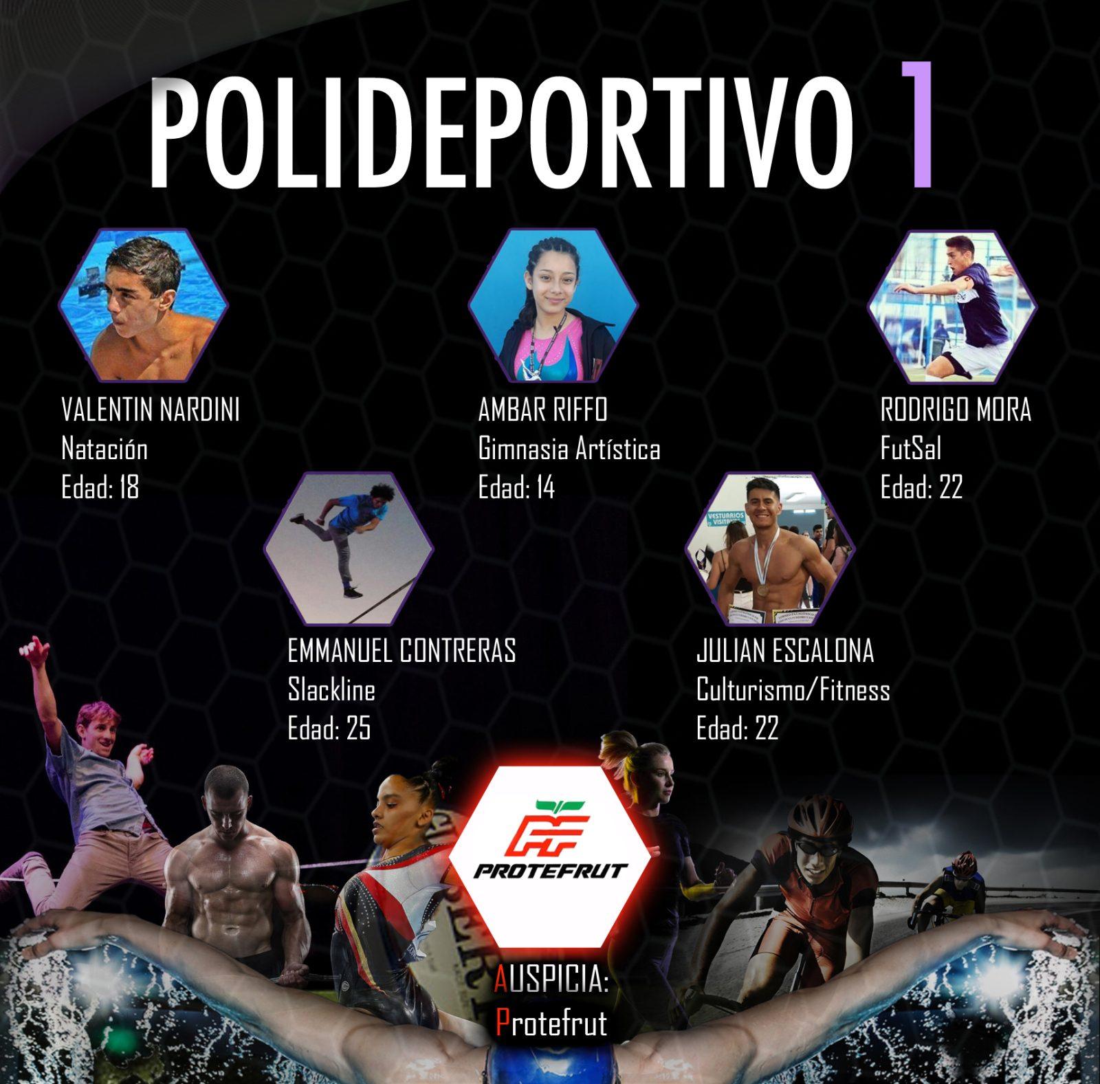 PREMIOS DIGITALES DEPORTIVOS E-TAPAS 2019/POLIDEPORTIVO#1
