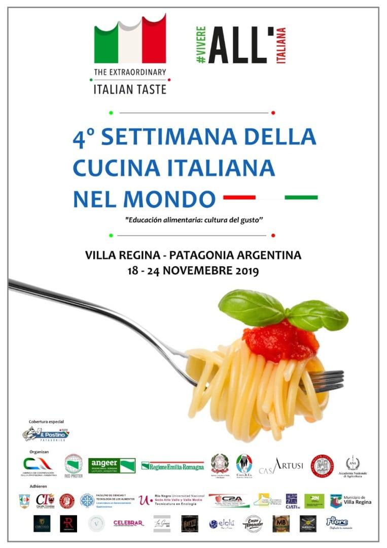 La cocina italiana, un ingrediente bien Reginense!