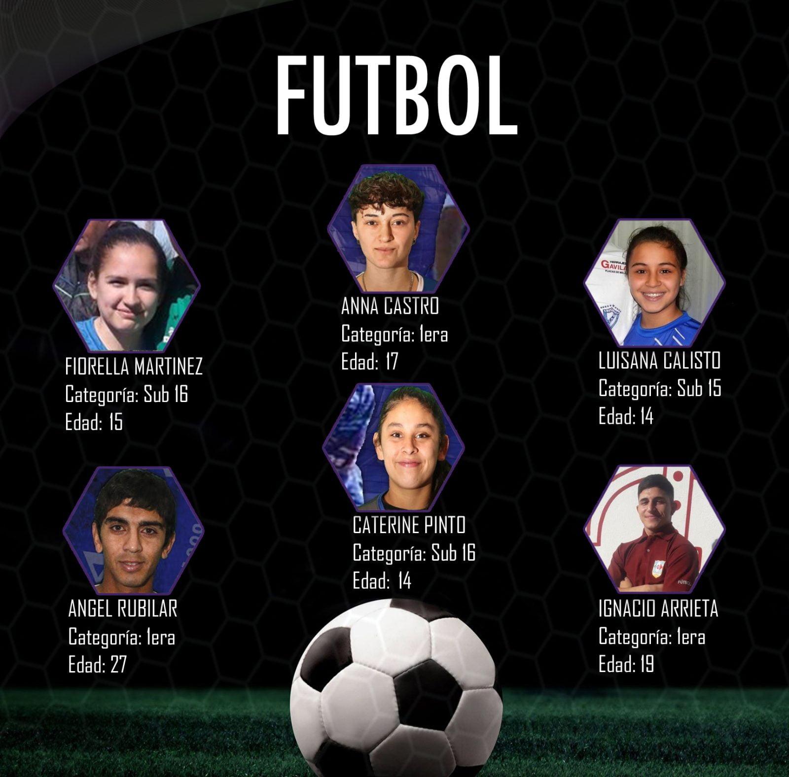 PREMIOS DIGITALES DEPORTIVOS E-TAPAS 2019/FUTBOL