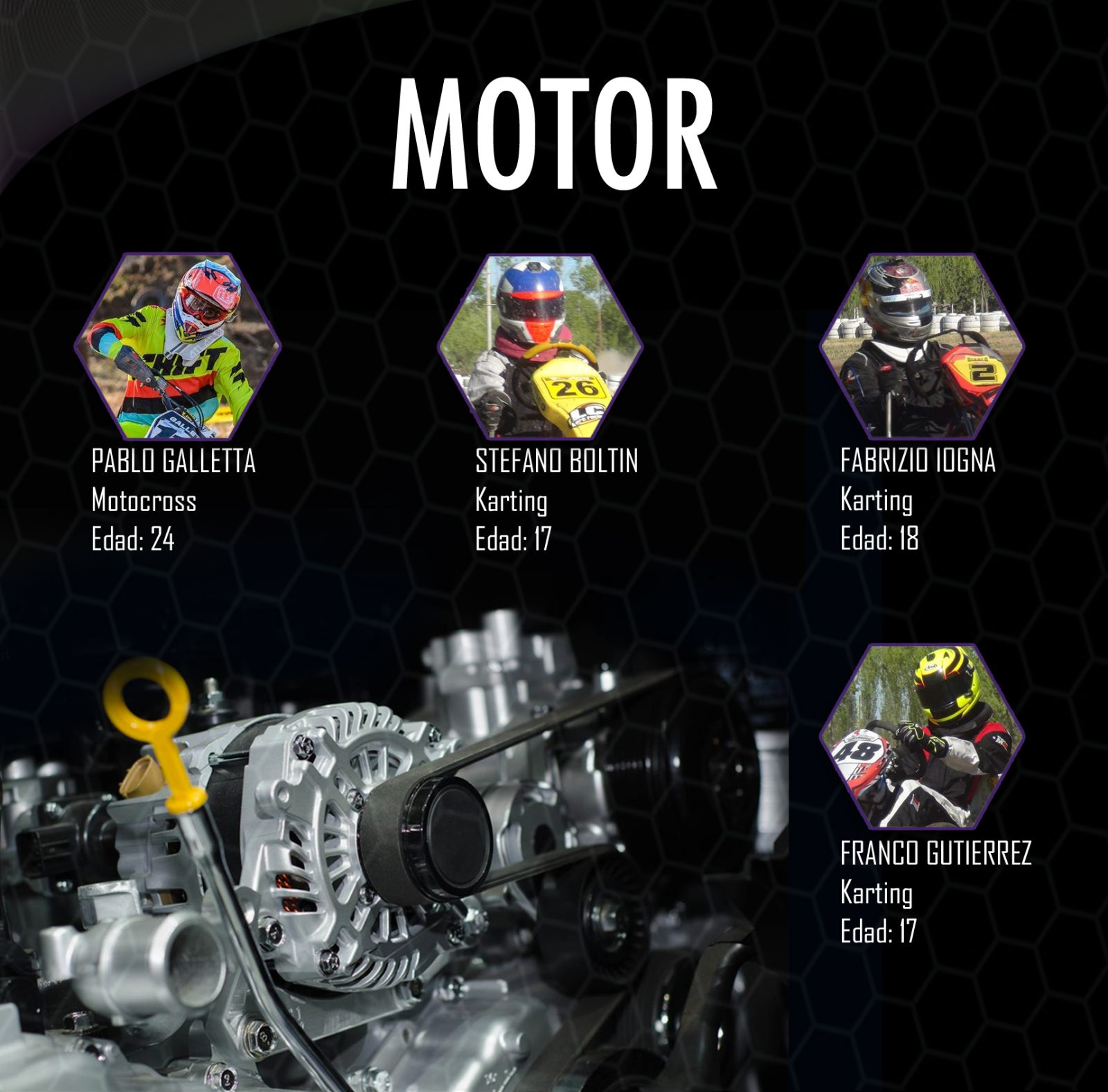 PREMIOS DIGITALES DEPORTIVOS E-TAPAS 2019/MOTOR