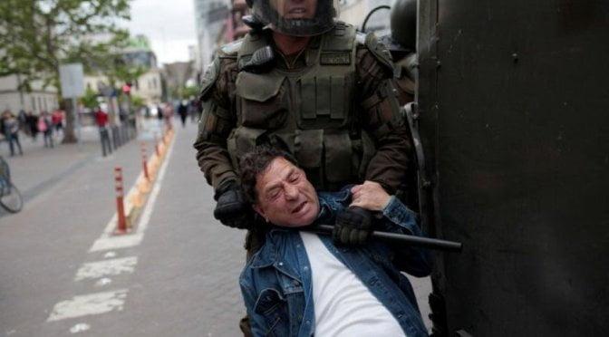 LLAMADO URGENTE A UNA REFORMA POLICIAL