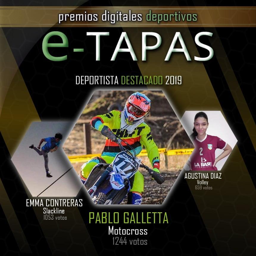 PREMIOS E-TAPAS 2019/PRIMERA EDICIÓN