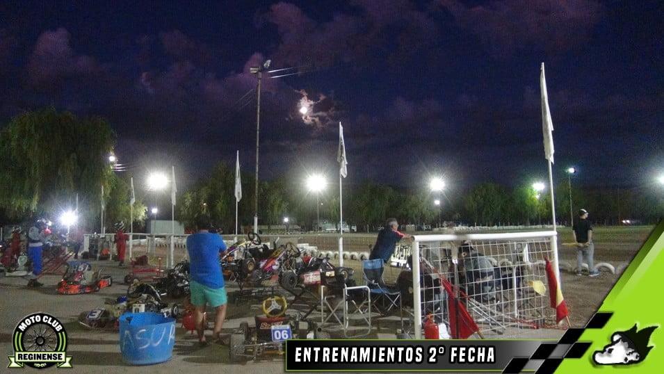 SEGUNDA FECHA CAMPEONATO NOCTURNO DE KARTING 2020