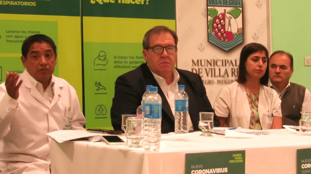 CORONAVIRUS: INFORME DIARIO DEL COMITÉ DE CRISIS DE REGINA