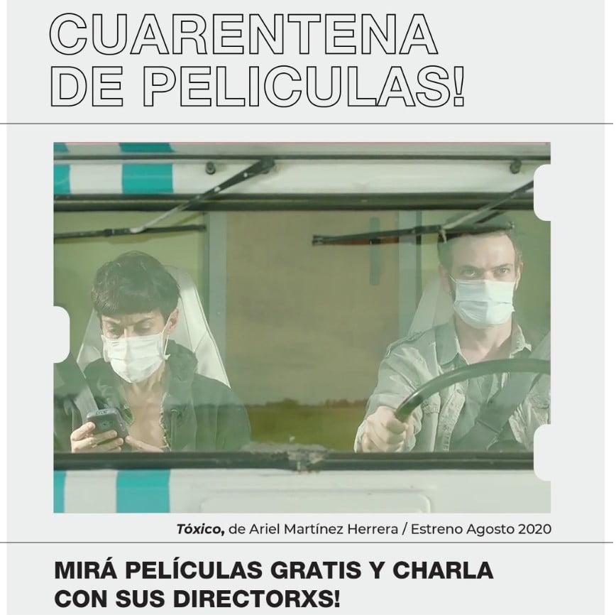 CUARENTENA DE PELÍCULAS!!