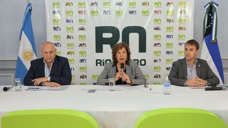 Por decreto el uso de protectores faciales es obligatorio en Río Negro