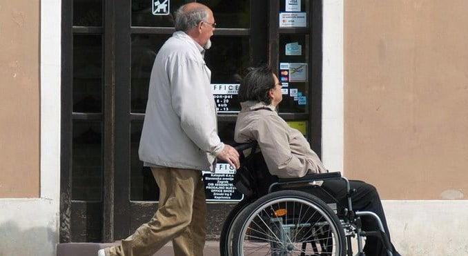 Salidas habilitadas para personas con discapcidad
