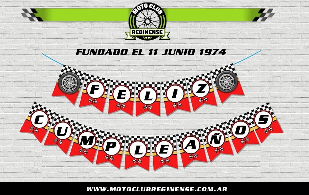 MOTO CLUB: 46 AÑOS!!!
