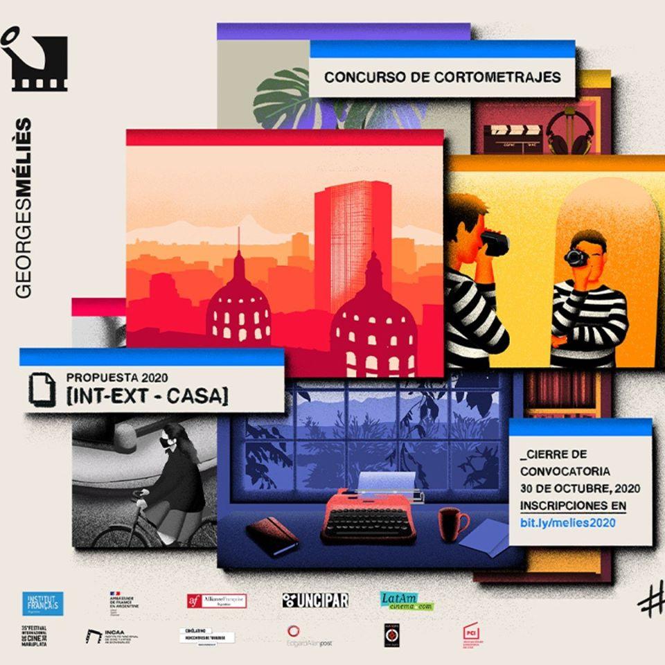Abren inscripción para participar del concurso Georges Méliês 2020