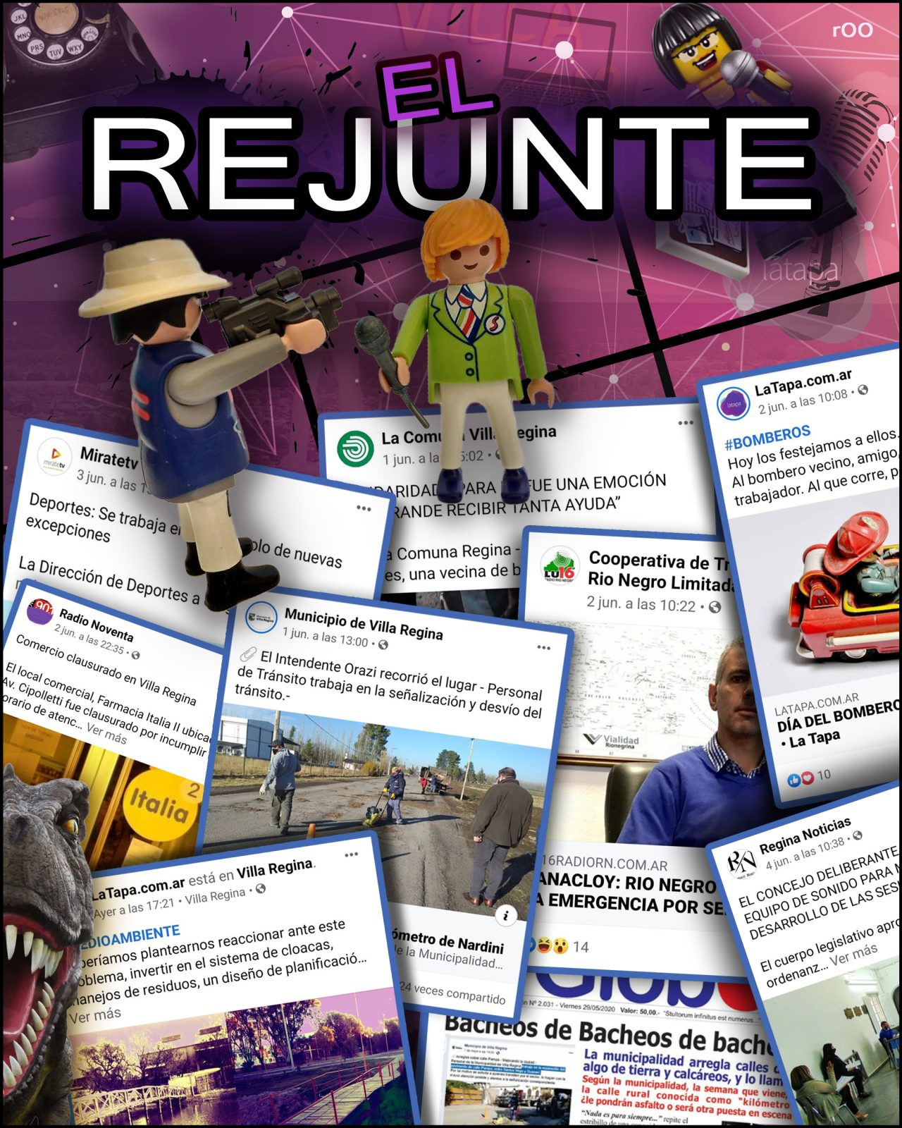 EL REJUNTE