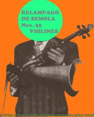 RELÁMPAGO DE SÉMOLA #35