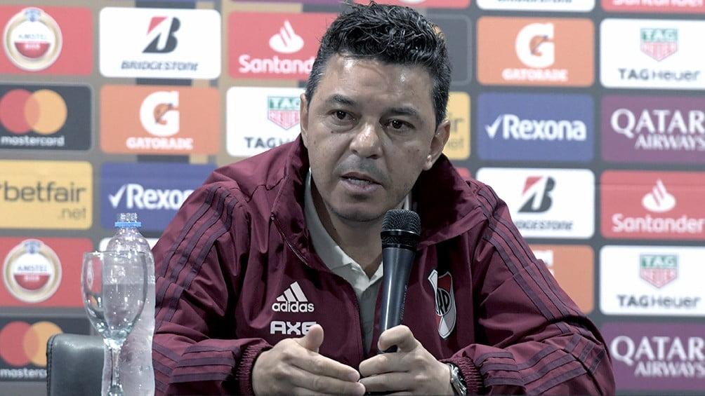"""Cafiero dijo que postura de Marcelo Gallardo """"está en línea"""" con el Gobierno"""