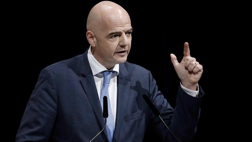 Infantino: «La transparencia forma parte del ADN de la nueva FIFA»