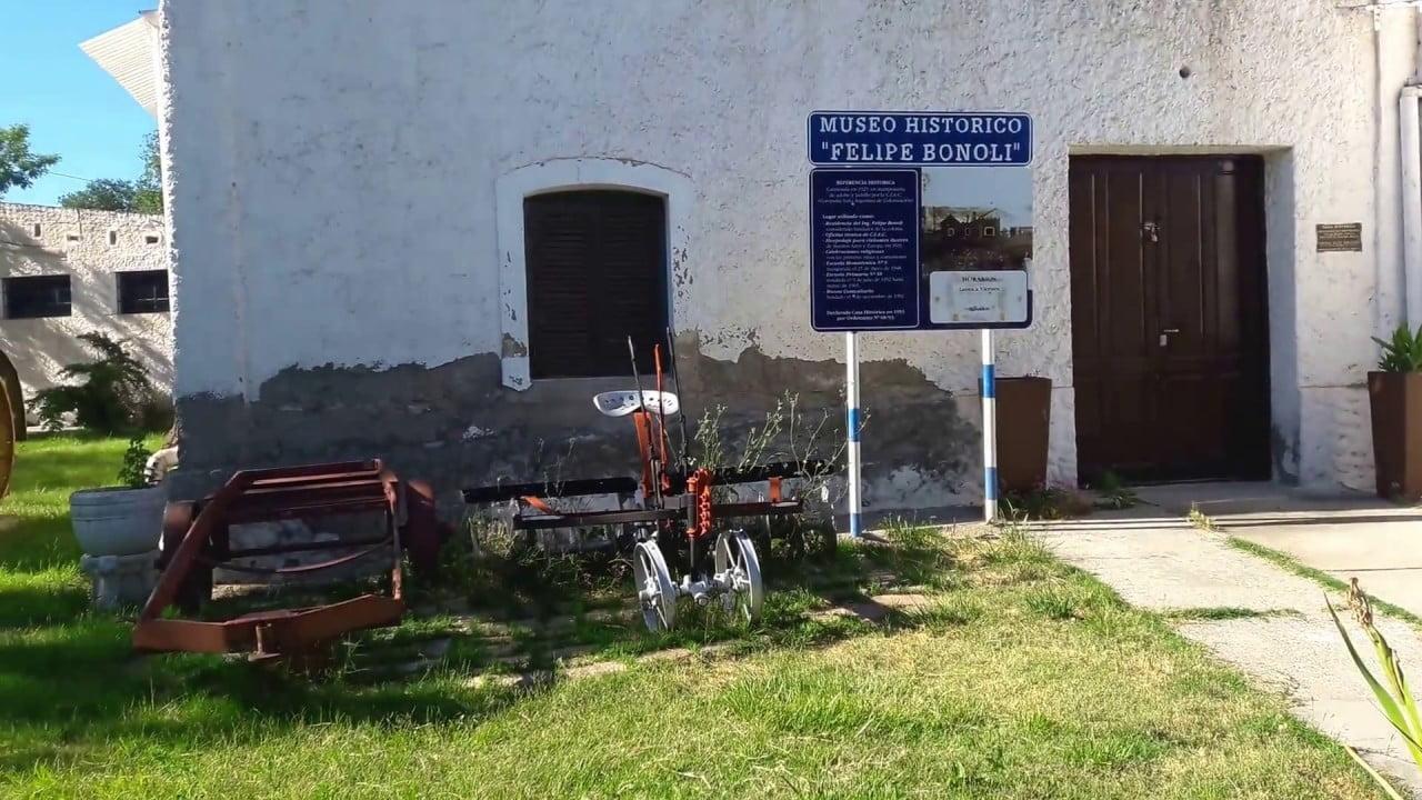 Propuesta de la Casa Museo 'Felipe Bonoli'