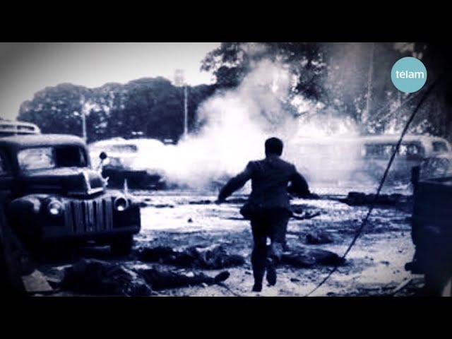 Estrenan en YouTube un documental sobre el bombardeo a Plaza de Mayo