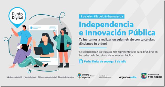 Celumetraje 'Día de la Independencia'
