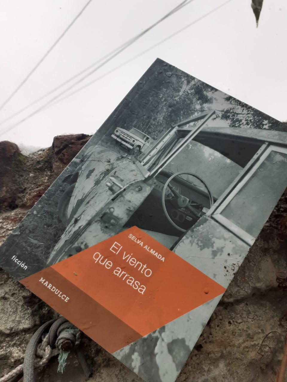 """""""El viento que arrasa"""" de Selva Almada"""