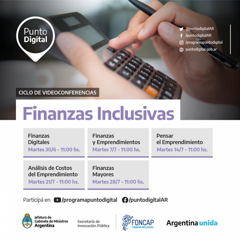 Segundo encuentro Finanzas Inclusivas