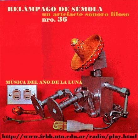 RELÁMPAGO DE SÉMOLA #36