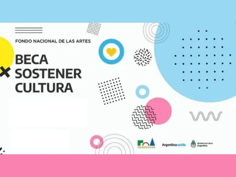 Beca Sostener Cultura II
