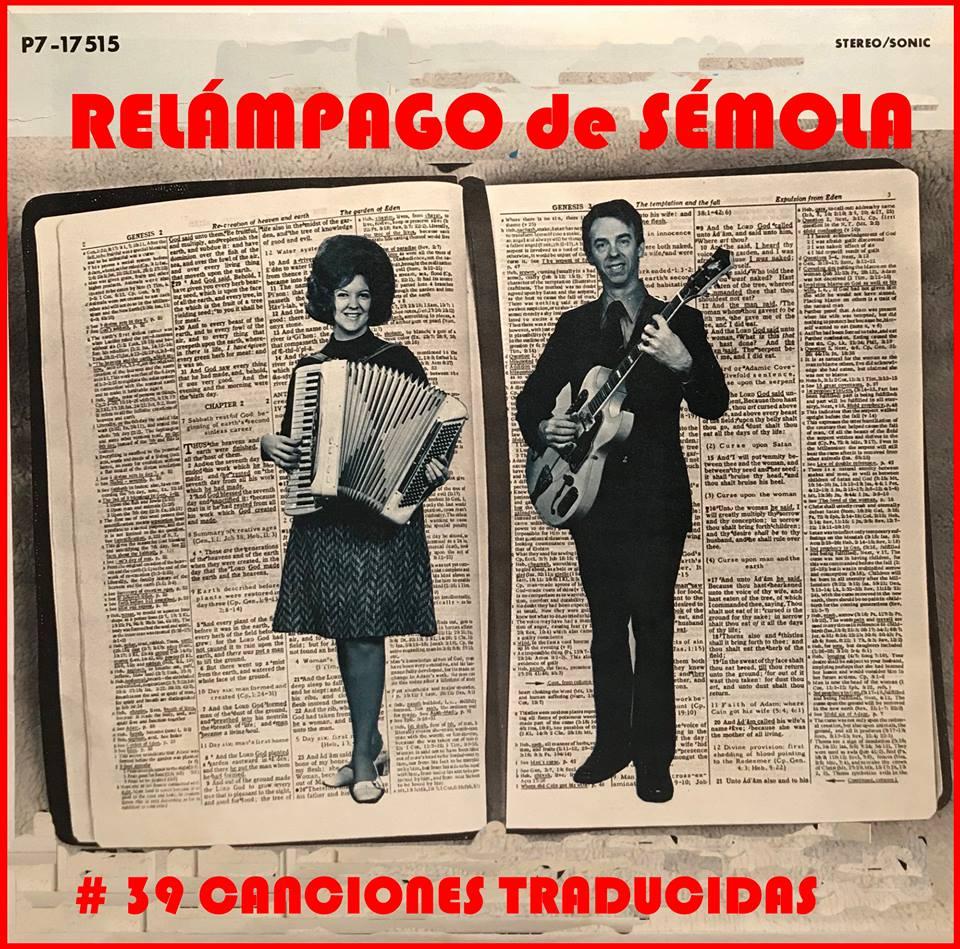 RELÁMPAGO DE SÉMOLA #39