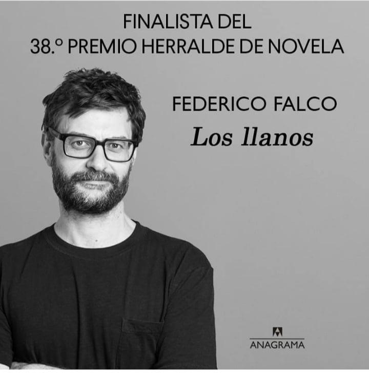 Libro: «Los llanos» de Federico Falco