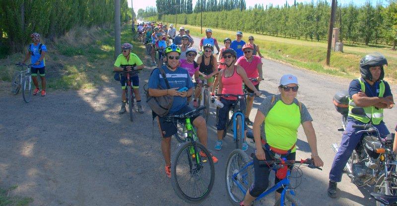 Una propuesta para recorrer la zona rural en bicicleta