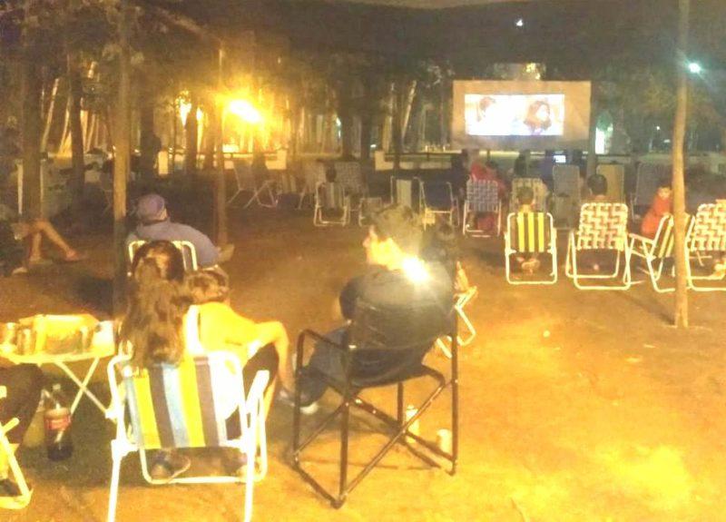 Con 'Soul', comienza el 'Cine en mi barrio'