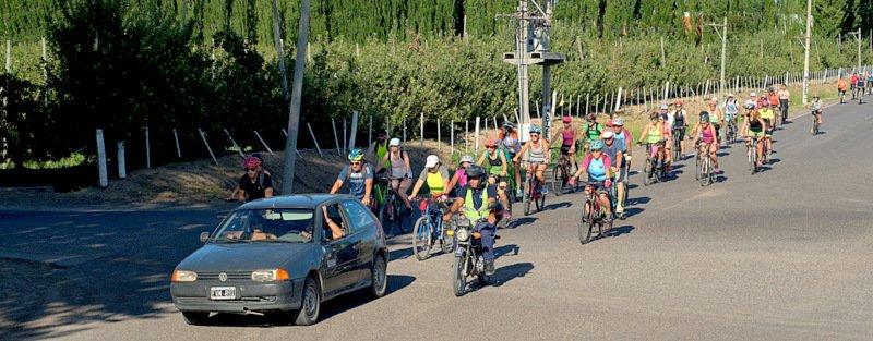 Se reprograma la 'Bicicleteada rural'
