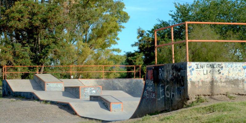 Esta semana comienza la restauración del skate park