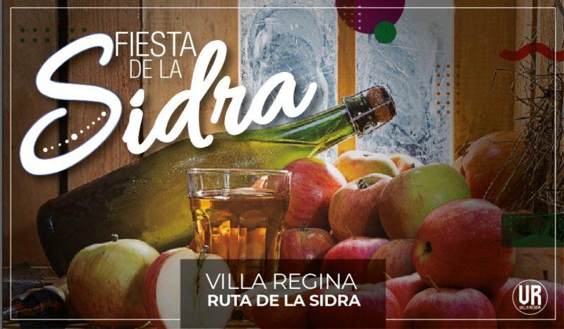 Villa Regina será sede de la Fiesta de la Sidra