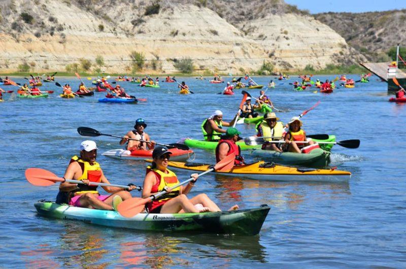 Se viene la Bajada de Canoas Recreativa Huergo-Regina