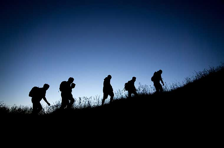 Astroturismo: trekking bajo la luna llena – [Cloned #2033]