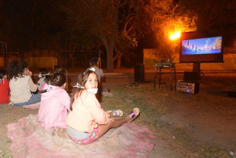 Finaliza el ciclo 'Cine en mi barrio'