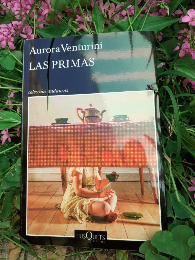 Libro: «Las primas» de Aurora Venturini