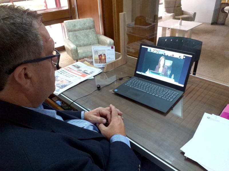 Orazi destacó los anuncios de la Gobernadora en la apertura de sesiones de la Legislatura