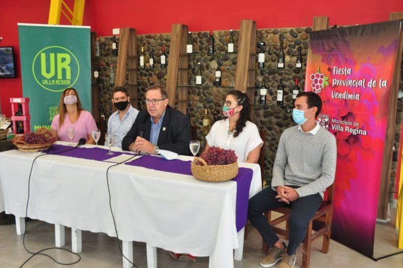 Se presentaron las actividades de 'Vendimia Celebra 2021'