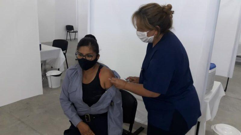 Información sobre vacunación COVID-19