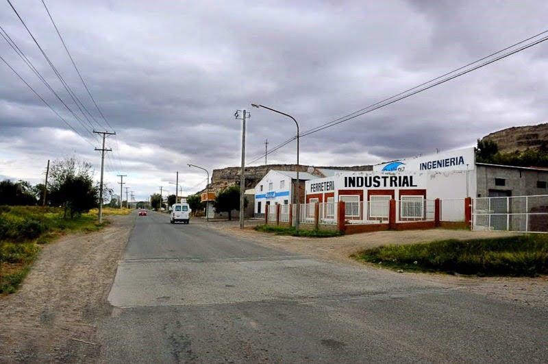El Parque Industrial Reginense está inscripto en el Registro Nacional de Parques Industriales