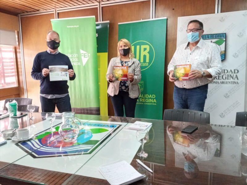 """""""Puente Circular"""" nueva herramienta de capacitación para Villa Regina"""