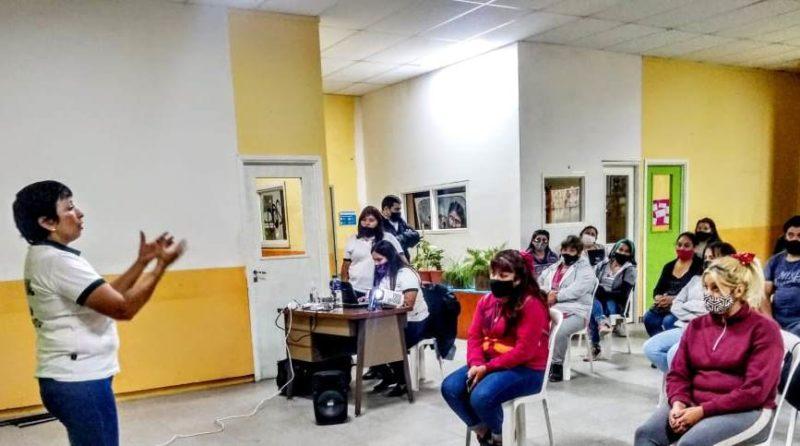 Esta semana, las charlas de educación vial serán en Santa Rita
