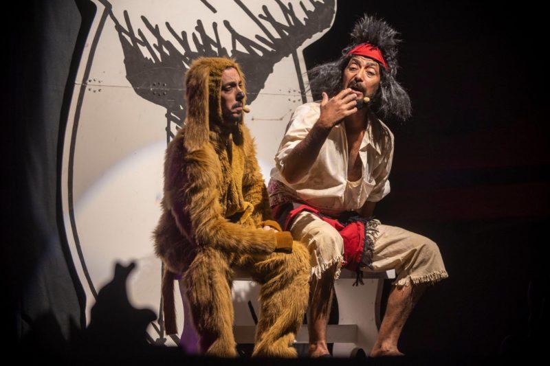'Inodoro Pereyra, el renegau', una imperdible obra teatral