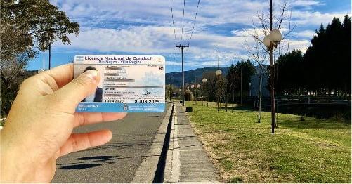 Licencias de conducir: debe denunciarse cualquier modificación en los datos